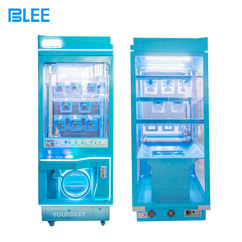 product-BLEE-2020 Colorful Park Master Key Claw Crane Machine Key Master Vending Machine-img