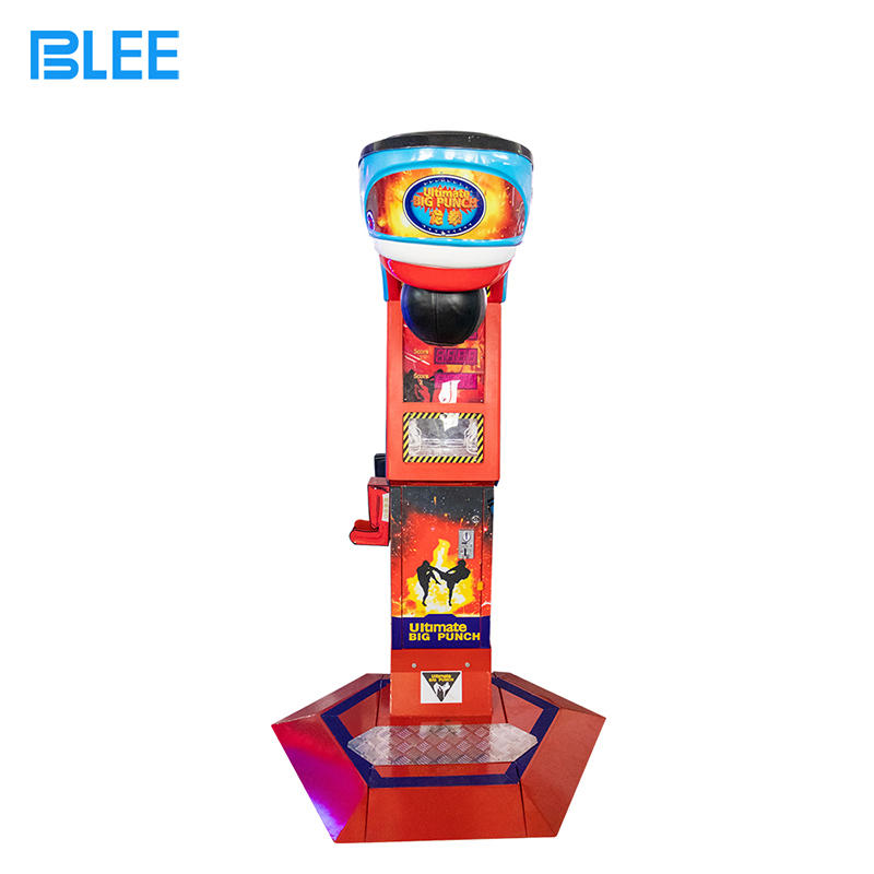 product-BLEE-2020 New Big Punch Boxing Coin Operated Boxing Machine Redemption Arcade Game Machine-i