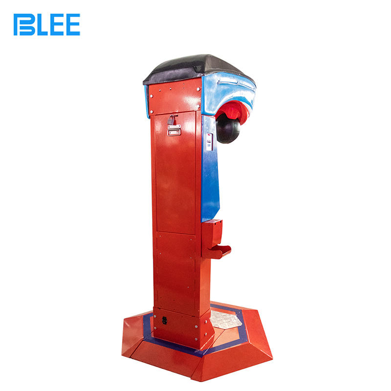 product-2020 New Big Punch Boxing Coin Operated Boxing Machine Redemption Arcade Game Machine-BLEE-i-1