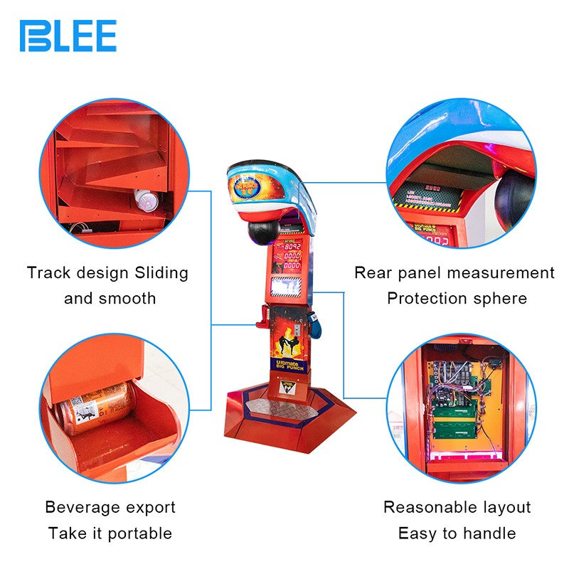 product-Big Punch Boxing Machine-BLEE-img