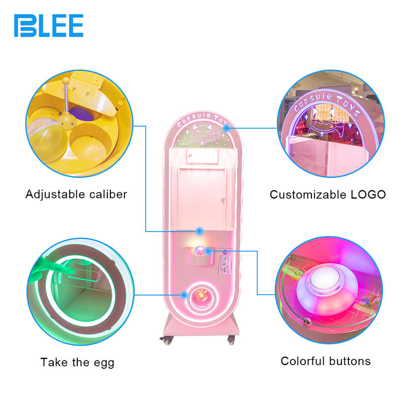 Gift Vending Machine Gashapon Capsule Toy Twisted Egg Machine