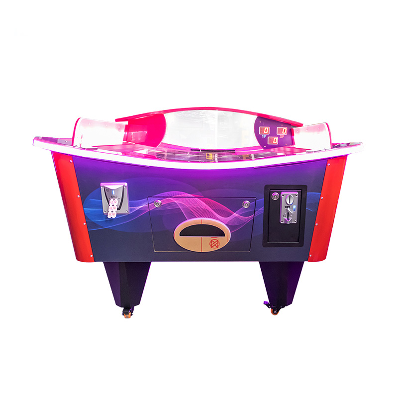 product-BLEE-Coin Operated Games Machine Curved Table Air Hockey Arcade Games Machines for sale-img