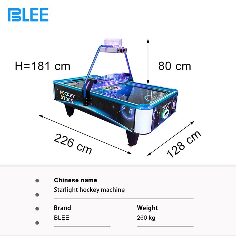 product-2020 Classic Sport Air Hockey Game Machine Amusement Kids Arcade Game Machine for sale-BLEE-