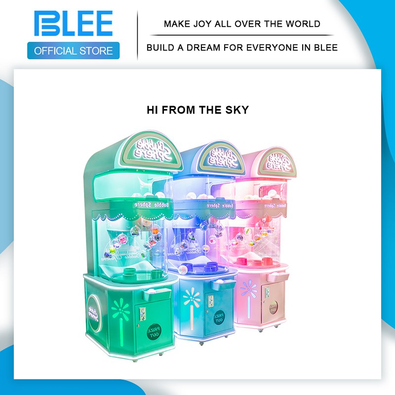 product-2020 Newest Bubble Sphere Capsule Gift Machine Arcade Candy Game Machine for Sale-BLEE-img