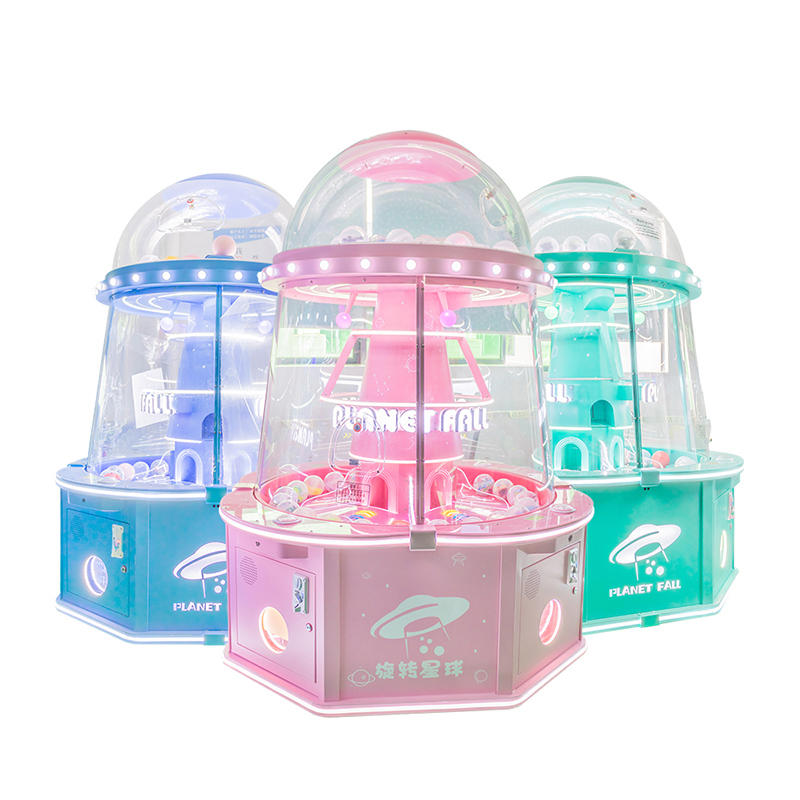 2020 Ball Capsule Vending Machine Coin Pusher Game Machine Gift Game Machine for Amusement Game Center