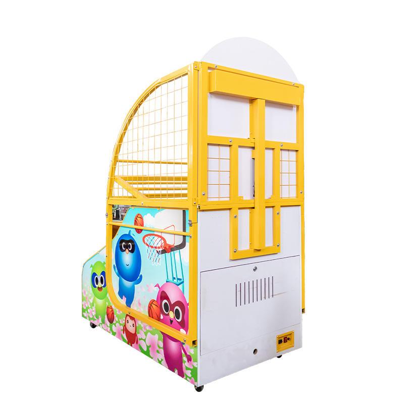 Amusement Park Children Basketball Game Machine Arcade Coin Operated Game Machine