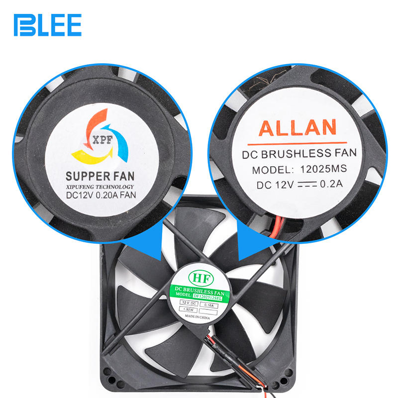 Cooling Fans for Arcade Game Machine Accessory Arcade Machine Parts