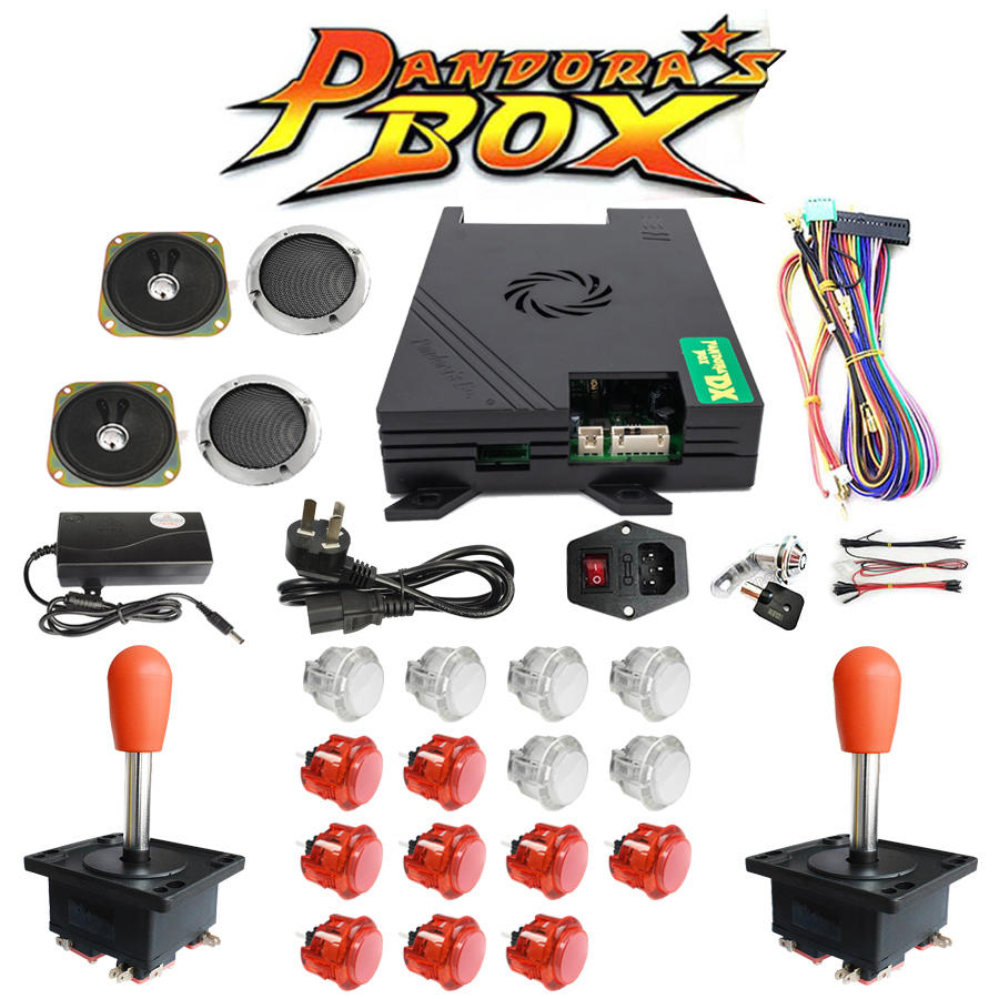 Home Console Multi Board Arcade Version Kit 3000 In 1 Pandora Box DX Game Kits