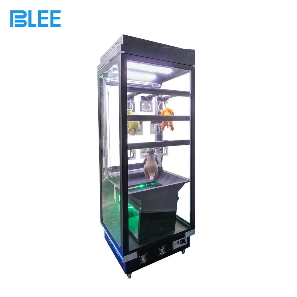 product-BLEE-Arcade Games Plush Toy Story Crane Game Machine Claw Machine Key Master Machine-img