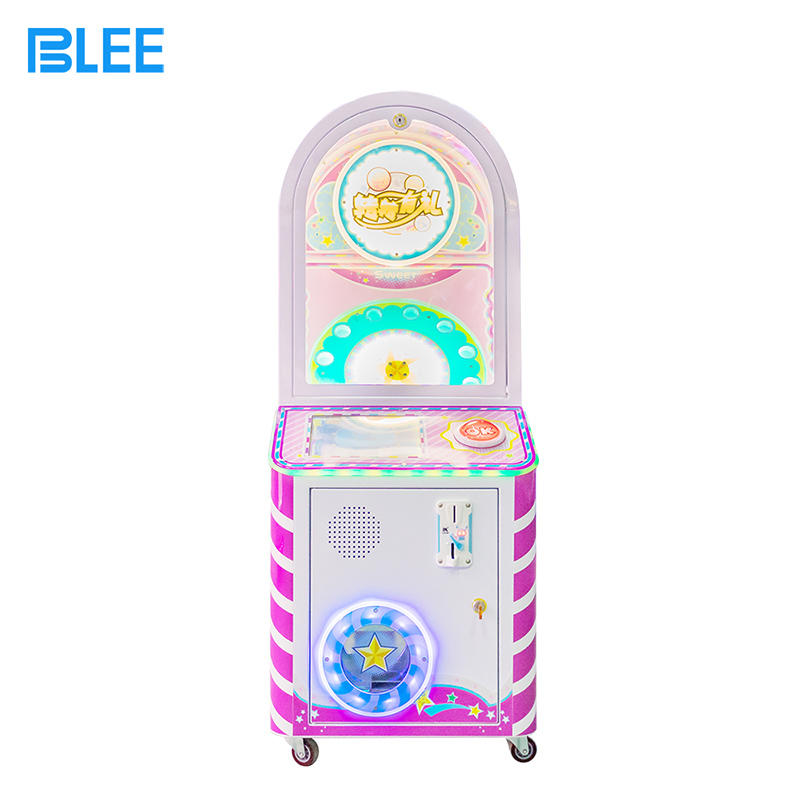2020 Cheap Get the Ball Coin Operated Games Vending Machine for Kids