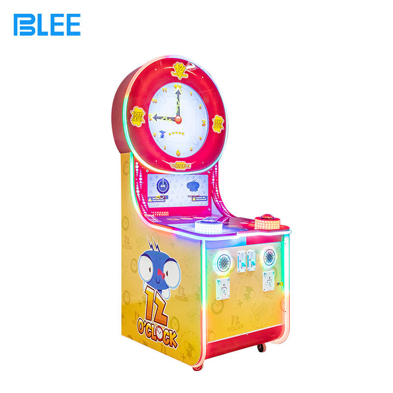Survive 12 O'clock Coin Operated Games Machine Extreme Challenge Game Machine for Amusement Center