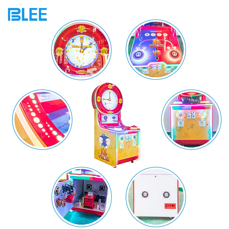 product-Survive 12 Oclock Coin Operated Games Machine Extreme Challenge Game Machine for Amusement C