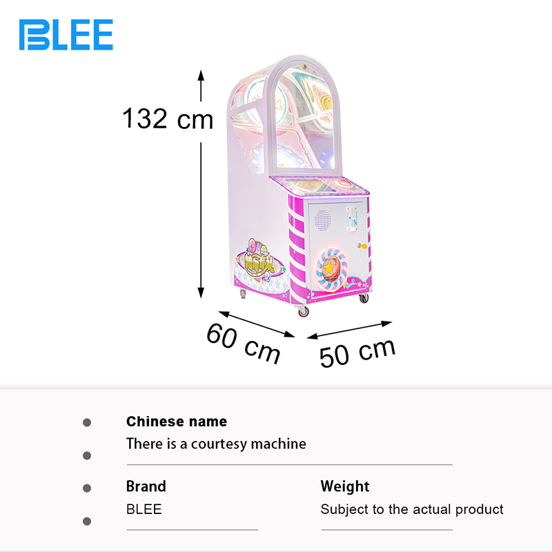product-2020 Cheap Get the Ball Coin Operated Games Vending Machine for Kids-BLEE-img
