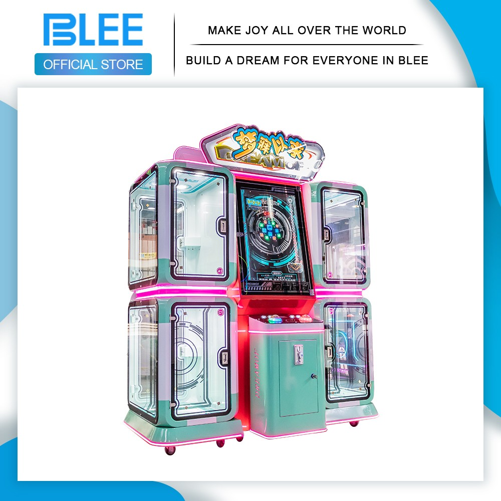 product-BLEE-Cheap Price Indoor Sport Coin Operated Arcade Initial Dream Craved Gift Game Machines F