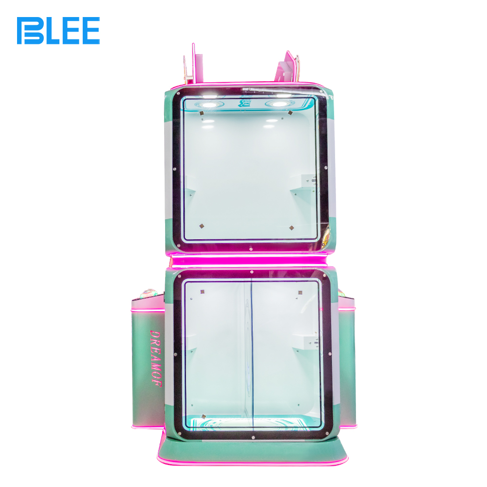 product-BLEE-Cheap Price Indoor Sport Coin Operated Arcade Initial Dream Craved Gift Game Machines F-1