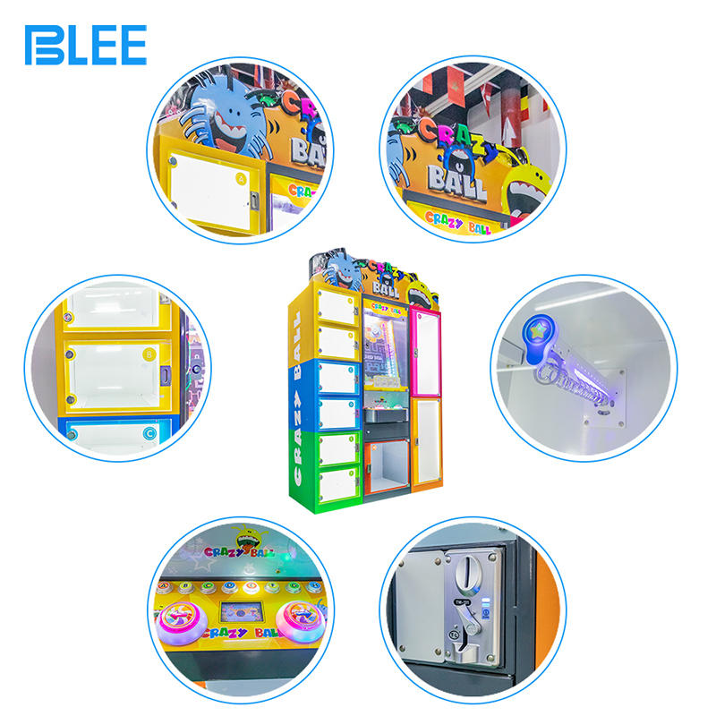 product-Crazy toy city catcher rope coin operated redemption ball game machine-BLEE-img-1