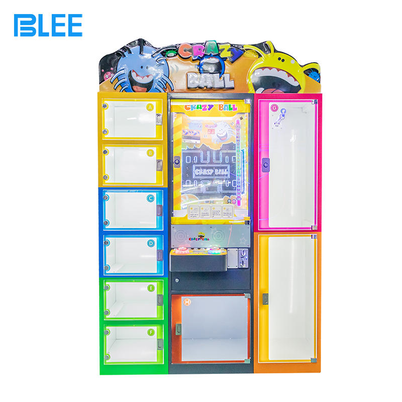 Lucky Box Crane Machine Arcade Vending Prize Machine