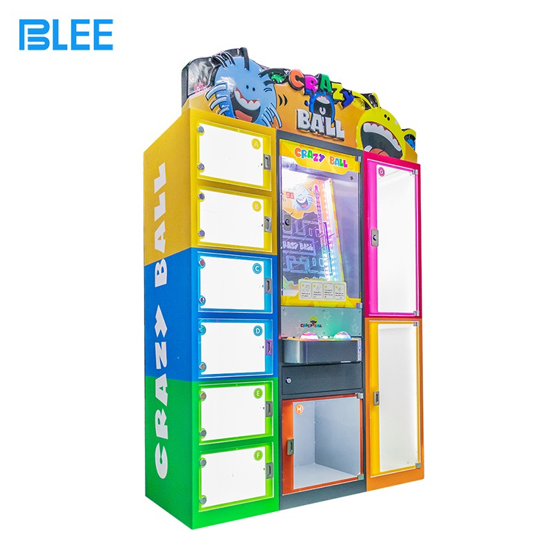product-Crazy toy city catcher rope coin operated redemption ball game machine-BLEE-img