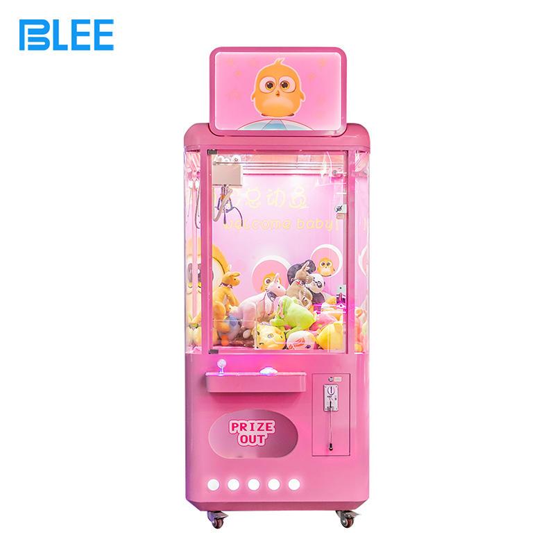 Claw Machine Arcade Game Toy Crane Claw Machine For Sale