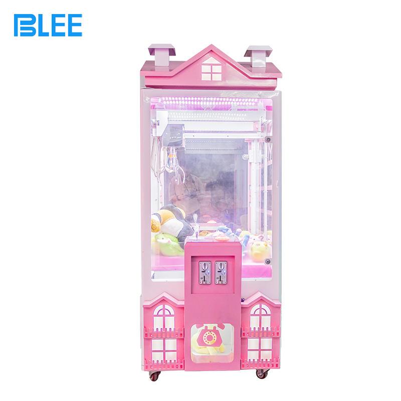 Europe Doll Claw Crane Vending Machine Crane Machine Claw For Shopping Mall