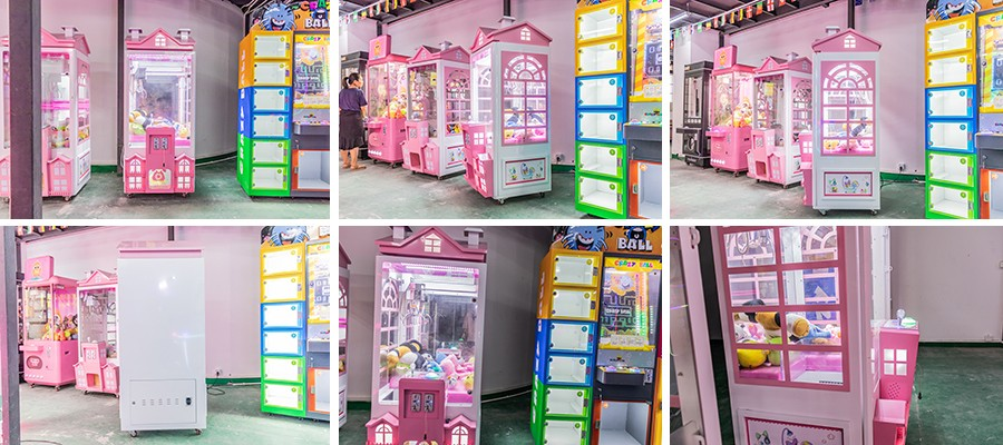 product-BLEE-Crane Machine Claw For Mall-img