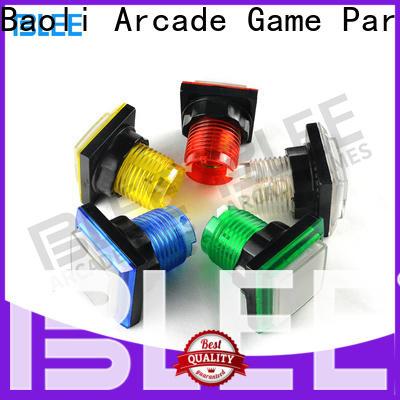 BLEE black sanwa joystick and buttons free design for marketing