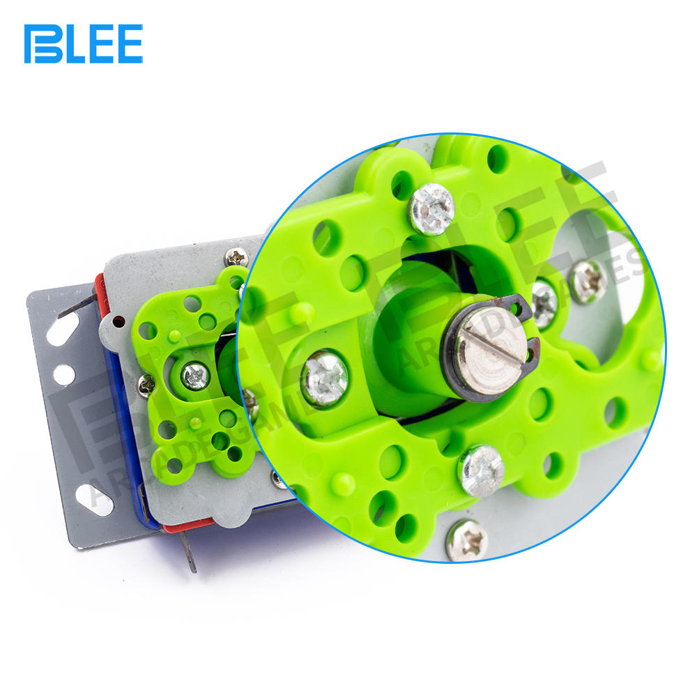 product-BLEE-Factory Direct Arcade Parts Wholesale 8 way fight Game stick Arcade game Joystick-img