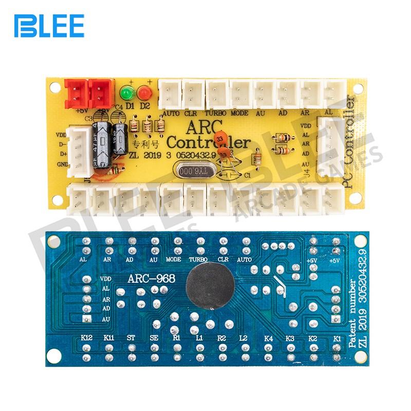 product-BLEE-Arcade joystick controller Zero Delay Arcade USB joystick PC board-img