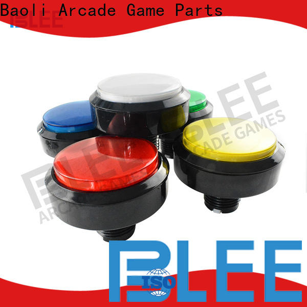 BLEE fine-quality led arcade buttons long-term-use for aldult