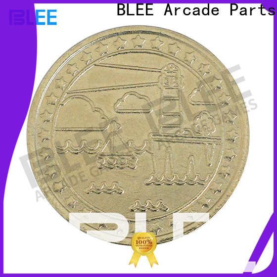 BLEE funny token coins wholesale for free time