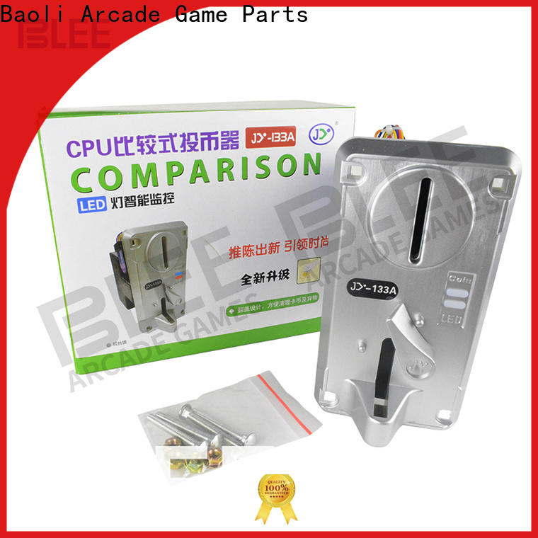 industry-leading multi coin acceptor coins from manufacturer for free time