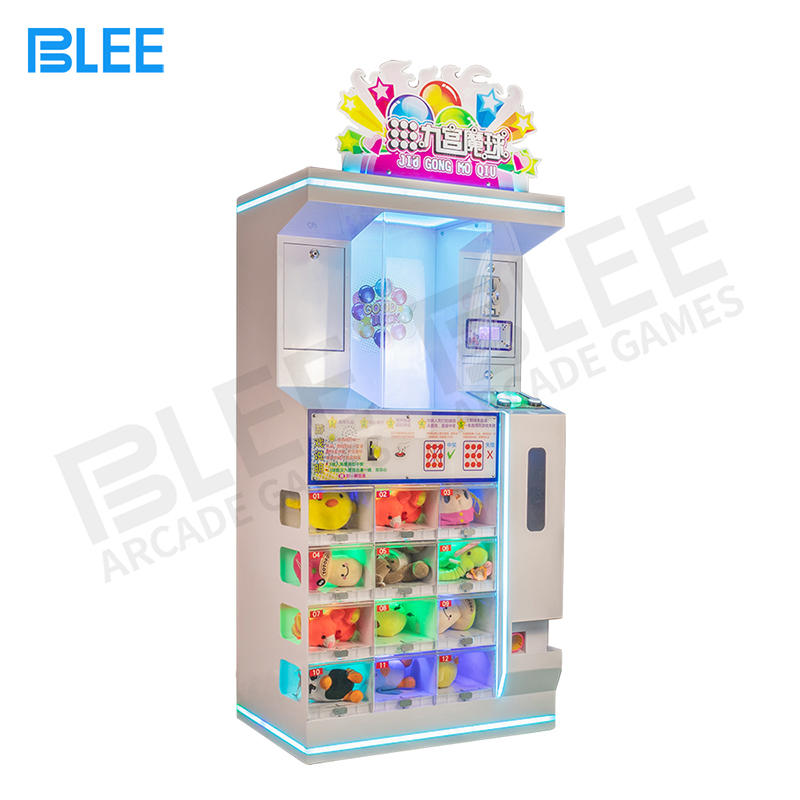 Hot sale toy vending gift Prize Redemption Game Machine for amusement game center