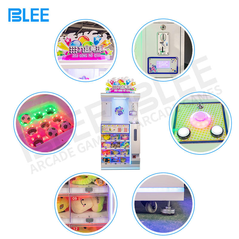 product-BLEE-Hot sale toy vending gift Prize Redemption Game Machine for amusement game center-img