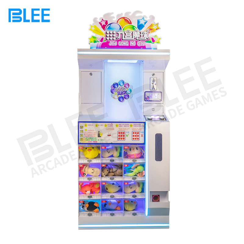 product-Hot sale toy vending gift Prize Redemption Game Machine for amusement game center-BLEE-img