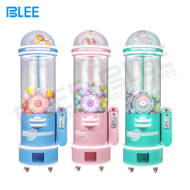 product-BLEE-Commercial childrens coin operated large toy capsule gashapon vending machine-img