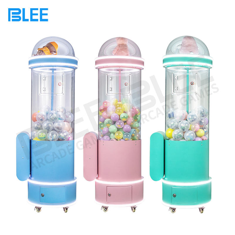 product-Commercial childrens coin operated large toy capsule gashapon vending machine-BLEE-img-1