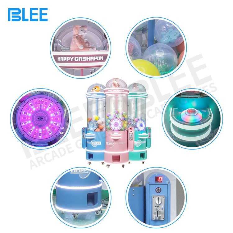 product-Commercial childrens coin operated large toy capsule gashapon vending machine-BLEE-img