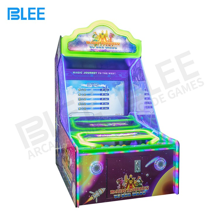 product-BLEE-Ball Throw To West Journey Ticket Redemption Arcade games Machine coin operated-img