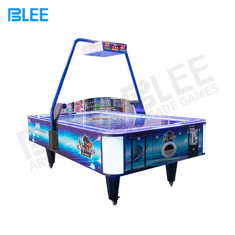 Commercial cheap two people playing air hockey table for sale
