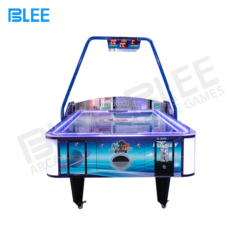 product-Commercial cheap two people playing air hockey table for sale-BLEE-img-1