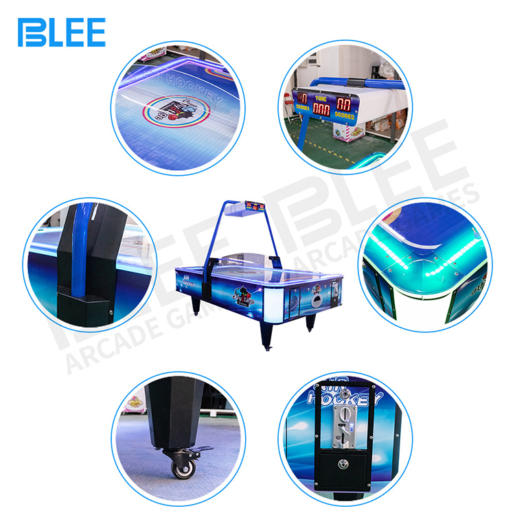 product-BLEE-Commercial cheap two people playing air hockey table for sale-img