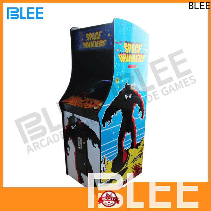 BLEE coin new arcade machines for sale China manufacturer for free time