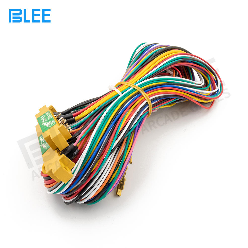 product-Hot selling arcade harness 18 pin Wiring Harness wire for Arcade Mahjong-BLEE-img-1