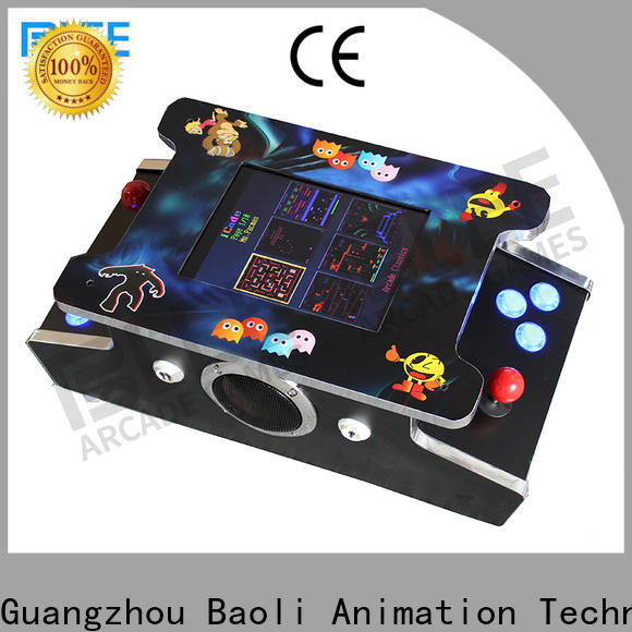 BLEE cocktail desktop arcade machine with cheap price for entertainment