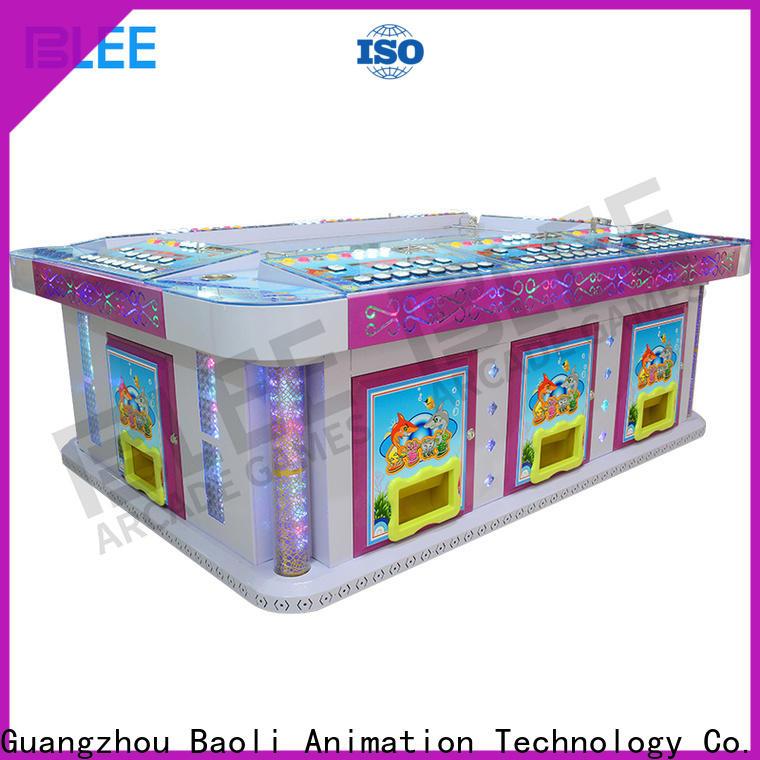 BLEE inexpensive multi game arcade machine in bulk for children