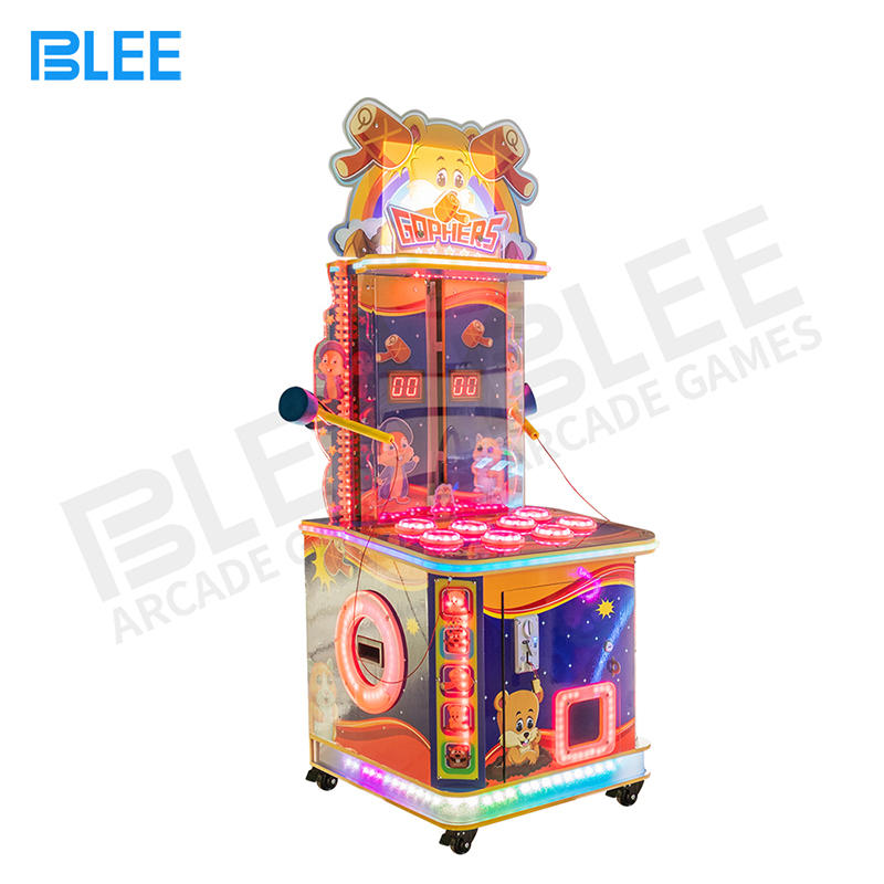 Newest whack a mole arcade game machine for sale