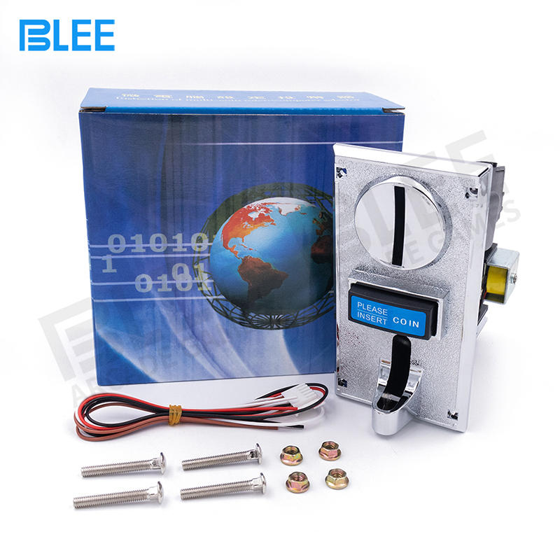 Factory Direct Sale Multi 916 Coin Selector For Game Machine