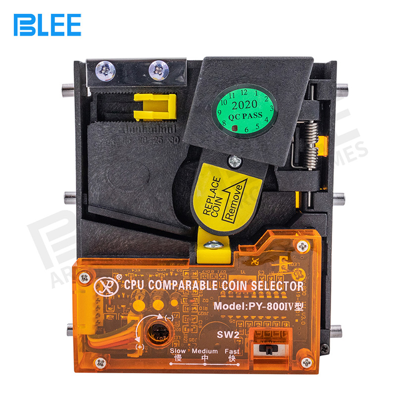 product-Electronic multi coin acceptor-PY800-BLEE-img