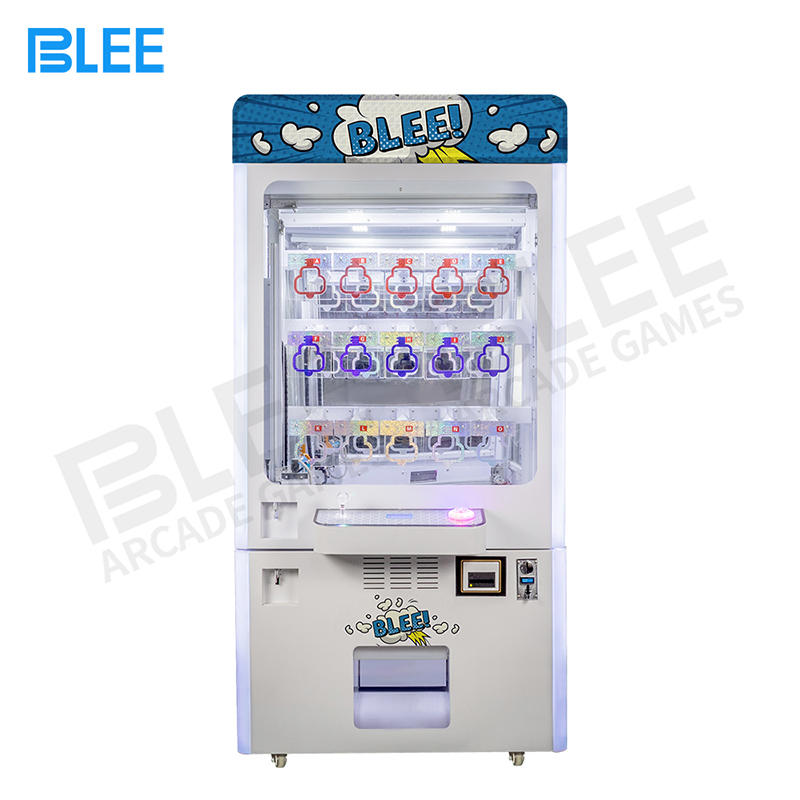 product-BLEE-Lucky Prize Crane Key Master Game Machine-img