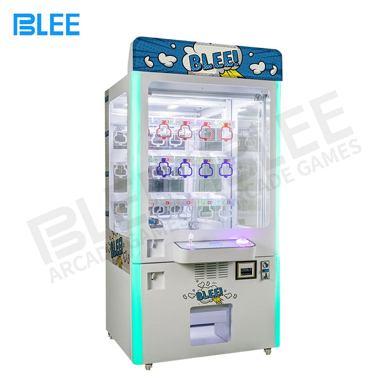 Lucky Prize Crane Key Master Game Machine